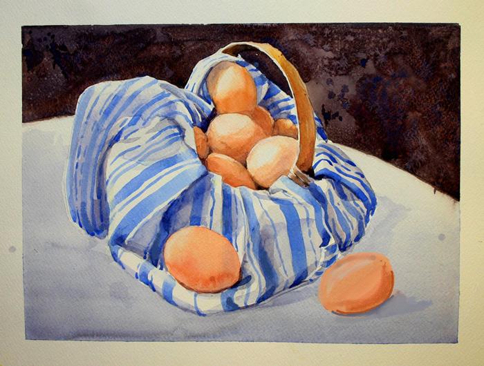 Bodegons, aquarel.la